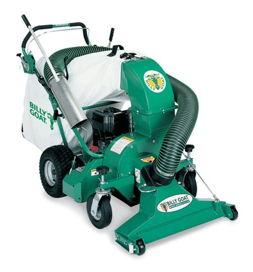 Billy Goat Blowers : Billy goat leaf and litter vacuums parts