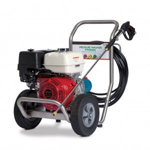 billy goat pressure washer use