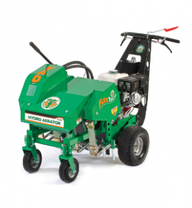 transporting lawn care equipment