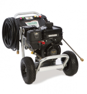 Maintaining Your Pressure Washer's Pump
