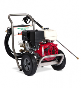 Getting Your Pressure Washer Out of Storage
