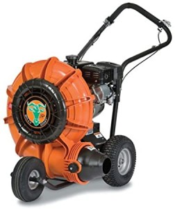 Billy Goat F9 Blower: Save Time and Money Cleaning Yards and Construction